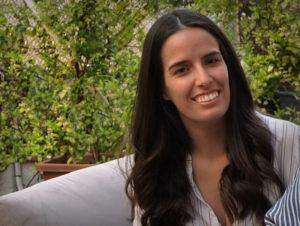 Elena Mosteiro entrevistada por Virginia Galvín para #ProyectoMujer